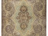 """5 by 9 area Rugs Turkish Vintage area Rug 5 9"""" X 9 3"""" 69 In X 111 In"""