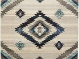 5ft by 7ft area Rug Amazon Western southwestern Native American Indian area