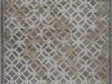 5×7 area Rugs at Lowes La Dole Rugs Modern area Rug 5 X 7 Grey