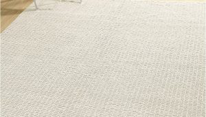 """5×7 area Rugs Near Me E Of A Kind Gelman Hand Knotted Ivory 5 X 7 6"""" Cotton area Rug"""