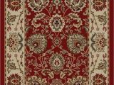 5×7 Rubber Backed area Rug Buy 5 X 7 Red New Tabriz Red Floral Design Rubber