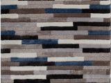 """6 by 6 area Rug Cannes 6 6"""" X 9 6"""" area Rug"""