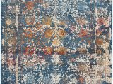 6 by 6 area Rug Safavieh Vintage Persian Collection Vtp409k area Rug 6 X 9 Turquoise Multi