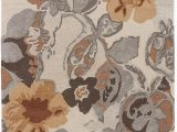 """6 X 5 area Rug Jaipur Living Petal Pusher Hand Tufted Floral & Leaves White area Rug 3 6"""" X 5 6"""""""