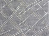 """6 X 8 Gray area Rug Bb Rugs Downtown Hg351 Gray 5 6"""" X 8 6"""" area Rug & Reviews"""