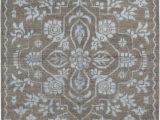 """6 X 8 Gray area Rug E Of A Kind Purnell Hand Knotted 2010s Kazak Dark Gray 6 X 8 11"""" area Rug"""