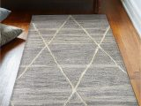 """6 X 8 Gray area Rug Lola Rug Color Taupe Size 5 6"""" X 8 6"""""""
