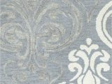 """6 X 8 Gray area Rug Ls9562 Color Gray Size 2 6"""" X 8"""
