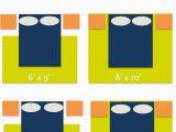 60 X 80 area Rug area Rug Size Guide for Bedroomseffortless Style Blog