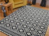 60 X 80 area Rug Trend Grey Design Rug Available In 8 Sizes 60cm X 110cm