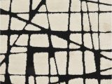 6×9 Black and White area Rug Loloi Enchant En 29 White Black area Rug