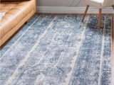 7 X 10 Blue area Rug 7 X 10 oregon Rug