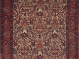 """7 X 10 Ft area Rugs Ardebil Red Hand Knotted 7 3"""" X 10 6"""" area Rug 100"""