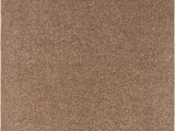 7 X 13 area Rug Ambiant solid Color Oversize area Rug Brown 7 X 13
