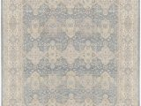"""7 X 14 area Rug E Of A Kind Hand Knotted Beige 11 6"""" X 14 7"""" Wool area Rug"""