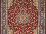 7 X 14 area Rug Sena Multicolor Wool Hand Knotted area Rug 10 6 X 14 7