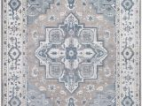 7 X 9 area Rugs Lowes Surya Katmandu Updated Traditional area Rug 6 Ft 7 In X 9 Ft 6 In Rectangular Navy
