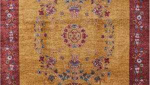 "8 by 13 area Rugs Persian Suzani Handmade Wool area Rug 8 X 13 9"""