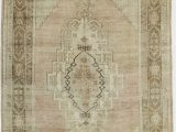 """8 by 7 area Rugs E Of A Kind Zendaya Hand Knotted Pink 5 2"""" X 8 7"""" Wool area Rug"""