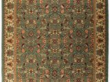 8 X 10 area Rugs Under 100 Traditional area Rug Medallion Green Rugs for Living Room 8×10 Under 100