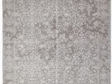 8 X 10 Grey area Rug E Of A Kind Hand Knotted Gray 8 X 10 area Rug