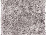 8 X 10 Grey area Rug Sparkle Shag area Rug – 8 X 10