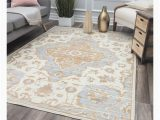 8 X 10 soft area Rugs Rugs America Lennox Collection soft Sky Lx40a Transitional