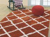 8 X 10 soft area Rugs soft and Cozy Trellis Shag area Rugs 8 X 10 Walmart
