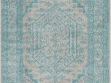 8 X 10 Teal area Rug Teal and Gray area Rugs