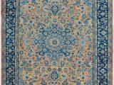 8 X 12 Blue Rug 8 4 X 12 10 isfahan Persian Rug