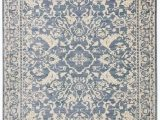 8ft by 8ft area Rug Amazon Jaipur Rugs Lumineer Floral area Rug In Blue 10