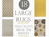 8×10 area Rugs Under $150 area Rugs that Won T Break the Bud these are 8×10