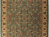 8×10 area Rugs Under $150 Traditional area Rug Medallion Green Rugs for Living Room 8×10 Under 100