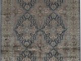 8×10 area Rugs World Market Avalon oriental Hand Knotted 8 X 10 Wool Black Gold area Rug