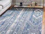 8×10 Blue and Gray Rug Blue Gray 8 X 10 oregon Rug Rugs Com