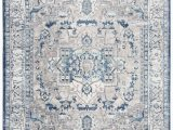 8×10 Blue and Gray Rug Chase 851 8 X 10 Gray Rug In 2020 Blue Grey Rug Blue