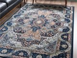 8×10 Blue and Gray Rug I Also Loved their Blue 8×10 Rabia area Rug 6271536rt