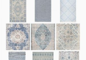 8×10 Farmhouse Style area Rugs Blue area Rugs 8×10 for Under $300 Hello Central Avenue