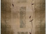 9 by 9 area Rug Generations 544g area Rug by oriental Weavers
