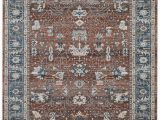 9 Ft by 12 Ft area Rugs Amer Rug Arc Arcadia Red Bordered area Rug 9 Ft 1