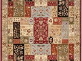 9 Ft by 12 Ft area Rugs Lyndhurst Faris Multi Ivory 9 Ft X 12 Ft Indoor area Rug
