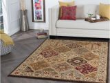 Abstract area Rug for Sale Shop Alise Traditional Ivory Abstract area Rug 76 X 9