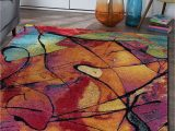 Abstract area Rug for Sale Symphony Lyric Multi Color Contemporary Abstract area Rug