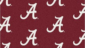 Alabama Crimson Tide area Rug Amazon American Floor Mats Alabama Crimson Tide Ncaa