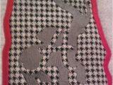 Alabama Crimson Tide Bathroom Rug Set Alabama Crimson Tide Bath towel Set sold by Mimi S Sew southern Embroidery