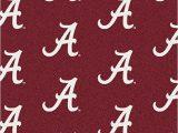 Alabama Crimson Tide Bathroom Rug Set Amazon Ncaa Team Repeat Rug Alabama Crimson Tide