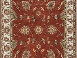 Amazon 5 by 8 area Rugs Rizzy Home Volare Collection Wool area Rug 5 X 8 Rust Taupe Sage Tan Khaki Border