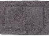 Amazon Bathroom Rugs Gray Amazon Com Martex Basic Bath Rug In Grey 17 X 24