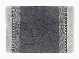 Amazon Bathroom Rugs Gray Amazon Com Twilight Cotton Bath Rug In Grey Home Kitchen