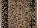 Amazon Indoor Outdoor area Rugs Msrugs Indoor Outdoor area Rug 8×10 Flatweave Collection Fw586 Brn Blc 8×10